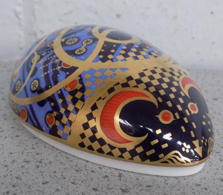 Royal Crown Derby computer mouse