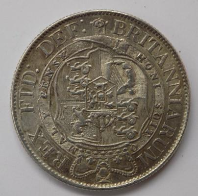 High grade 1818 half crown (scarce)