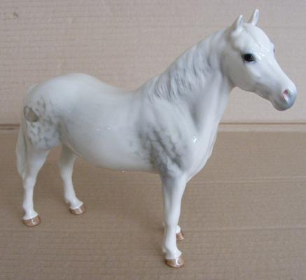 Beswick Connemara pony - no damage found