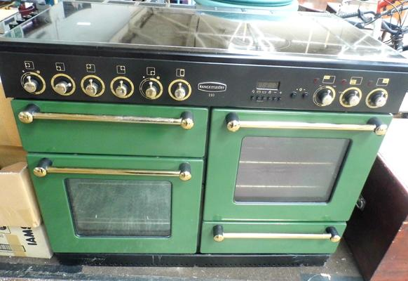 Rangemaster electric cooker