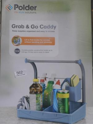 New Grab & Go caddy