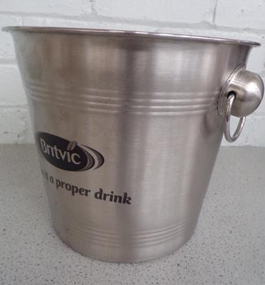 Britvic ice bucket