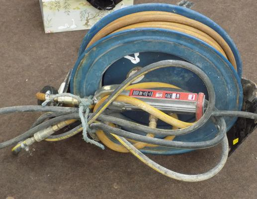 Air compressor hose W/O