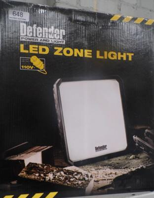 LED zone light 110V