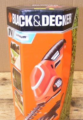 New unused Black and Decker garden trimmer