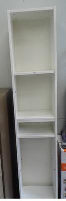 White IKEA display unit