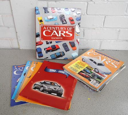 'A Century of Cars' - magazines complete