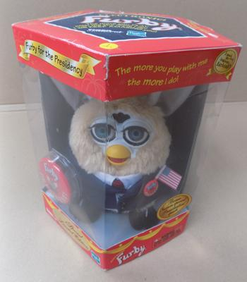 Electronic special limited edition Furby