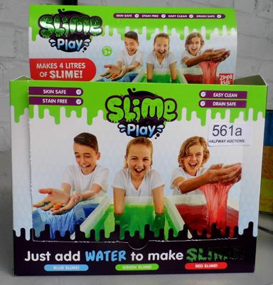24 packs of 'Make your own Slime'