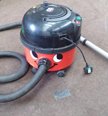 Henry hoover - W/O