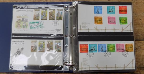 Fine album of World stamps