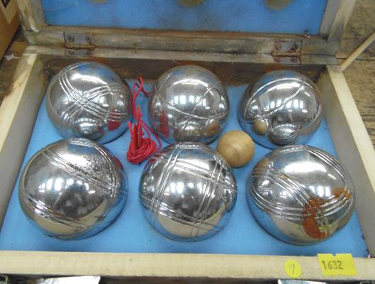 Box of French Boules