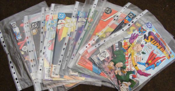 15 collectable DC comics