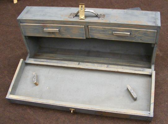 Joiners tool box