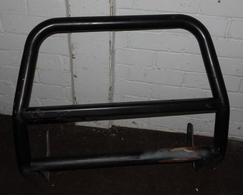 A-frame Land Rover Discovery bull bar