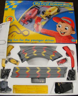 My 1st Scalextric boxed-pristine condition