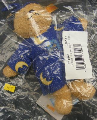 Steiff Wizard bear in bag with tags , certificates etc