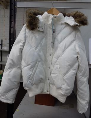 Unused with tags, Next winter coat size 16