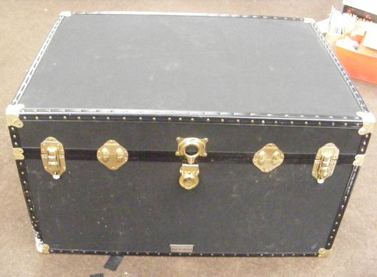 "Large cabin trunk - 29"" x 40"" x 23"""