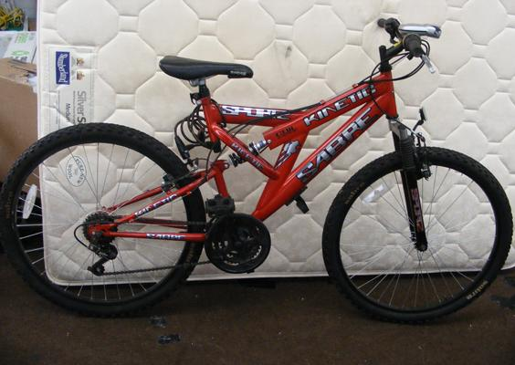 Kinetic Sabre Coil System gents mountain bike