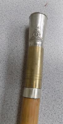 Military sword stick-S.M.L Whybrow Royal Artillery