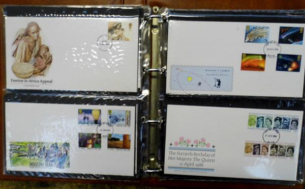 Collection of FDCs in fine condition