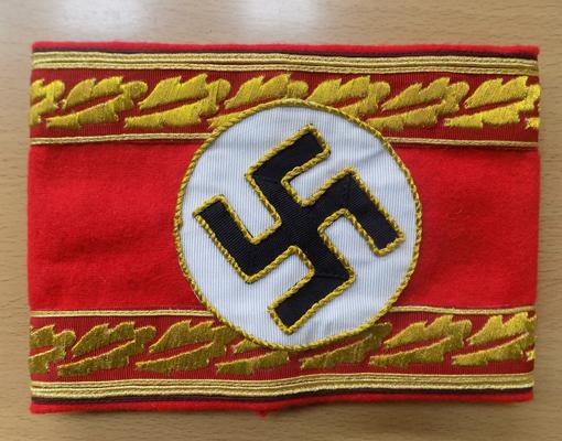 Reproduction WWII German military armband