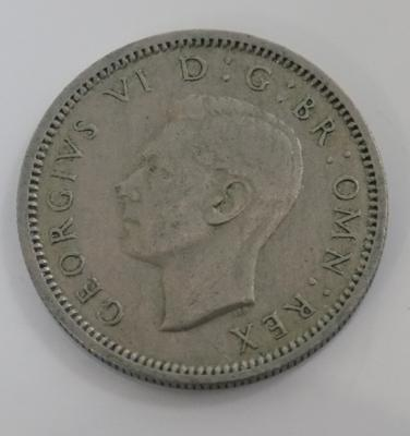 1952 6d (sixpence)
