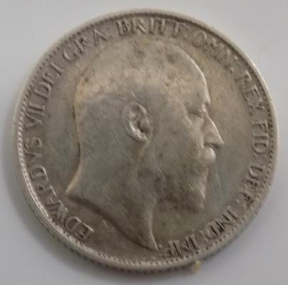 1906 6d (sixpence)