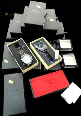 15x Large face Weide sports watches in cases