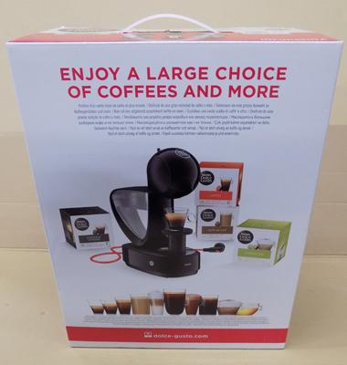 Dolce Gusto coffee machine-new