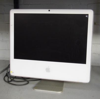 Imac in w/o (no mouse or keyboard)