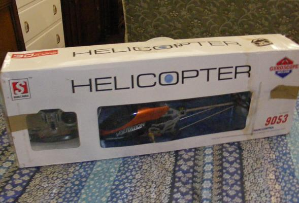 Remote control w/o helicopter