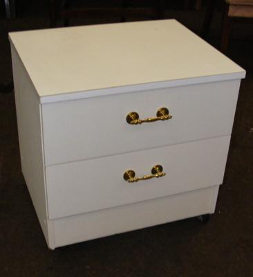 Two drawer bedroom unit