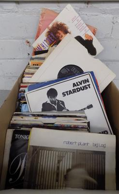 Box of 45 singles excellent condition