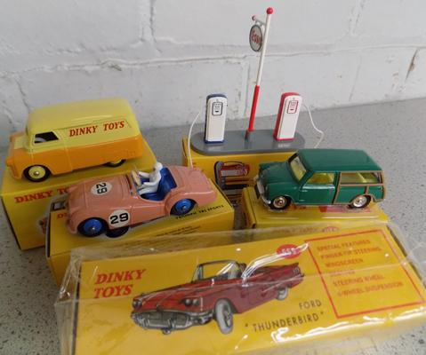 Selection of 2013 Dinky vehicles & accessories