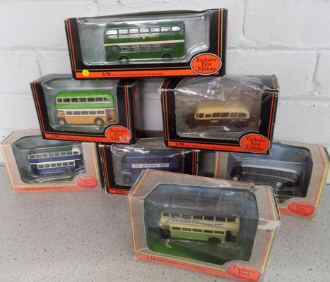 7x EFE buses-boxed
