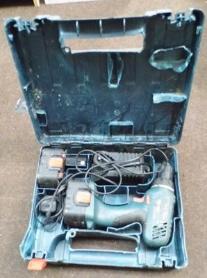 Bosch drill with charger & case