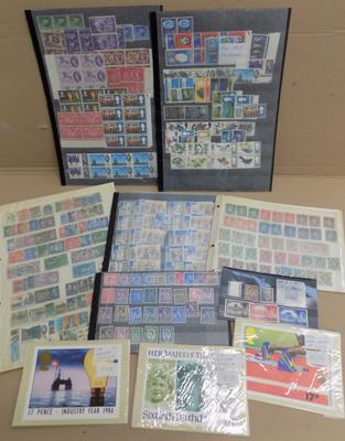 Selection of stamps incl. GB general range - many interesting items