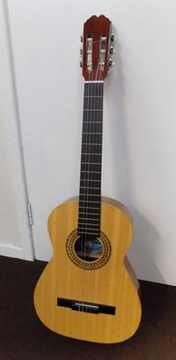Classical guitar (made in Spain)