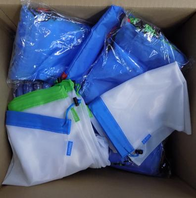 Box of 18 sports/gym bags etc