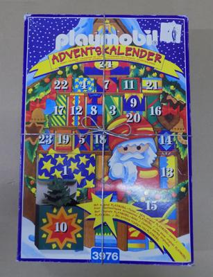 Playmobil Christmas advent calendar 3976 vintage 1998 - complete
