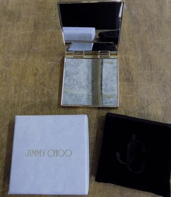 Jimmy Choo genuine compact case (unavailable to buy online)