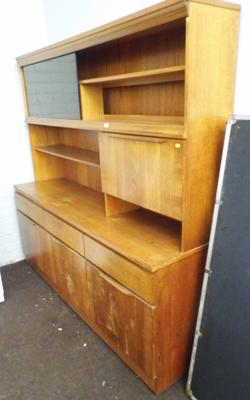 Retro sideboard wall cabinet