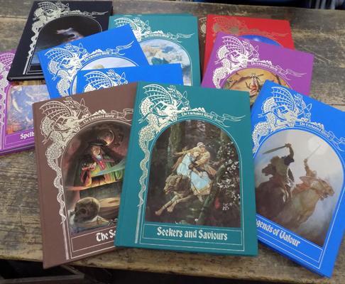 'The Enchanted World' Time Life book set of 21