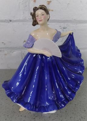 Royal Doulton Pretty Ladies - Elaine