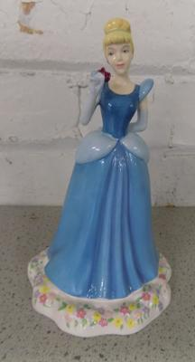 Royal Doulton Disney Cinderella figurine