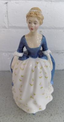 Royal Doulton 'Alison' HN2336 - no damage found