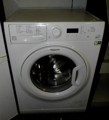 Hotpoint 7kg washing machine W/O