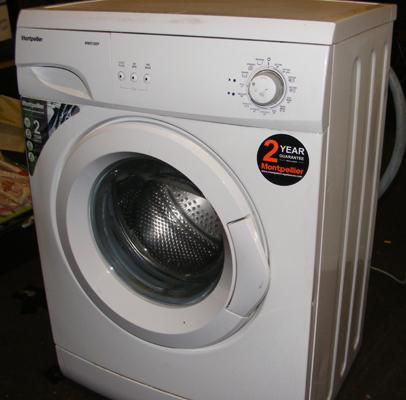 Mont Pellier washing machine - MW100P -  W/O